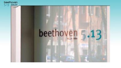 Beethoven Klinik Koeln Eingang