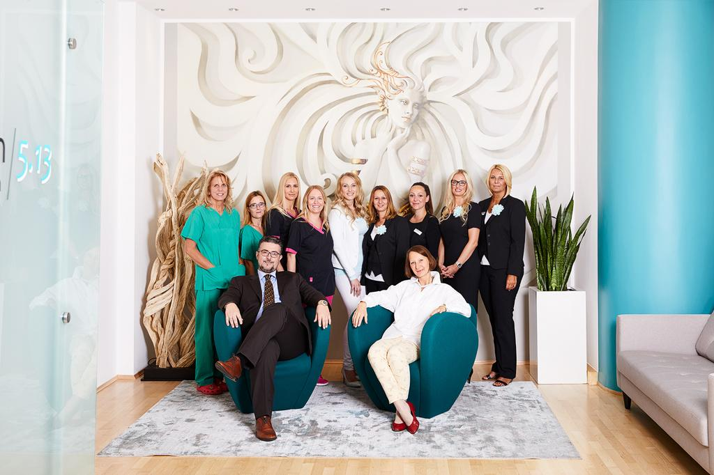 Team der Beethoven Klinik Koeln