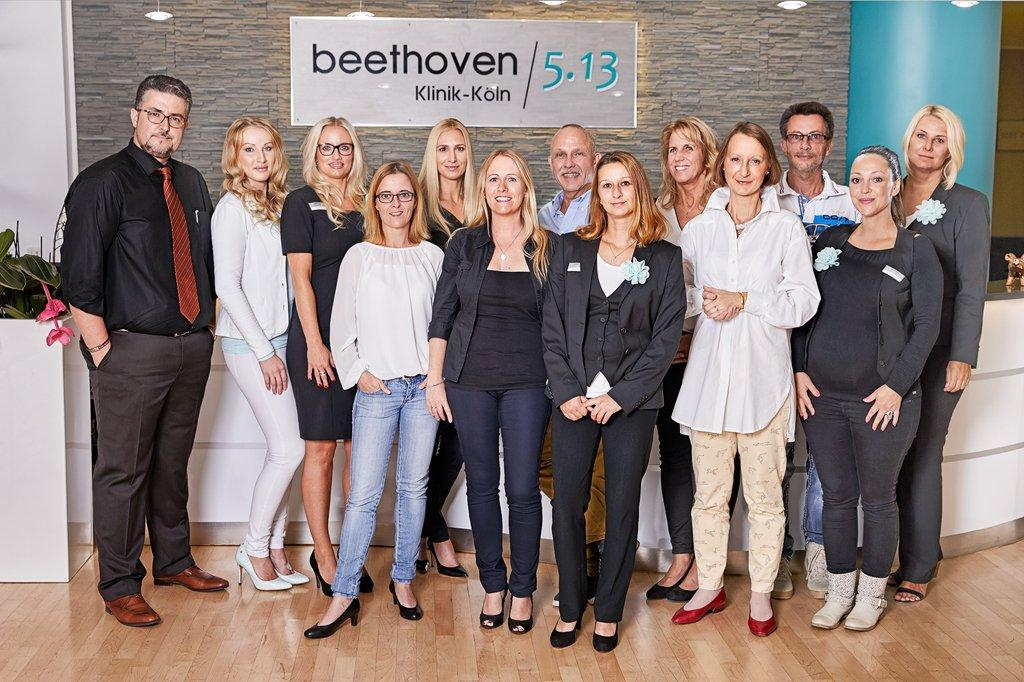 beethoven klinik team