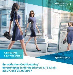 Beratung zur Kryolipolyse mit CoolSculpting - Ihr CoolEvent in Köln