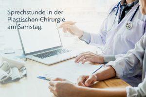 Plastischer Chirurg in Köln berät am Samstag