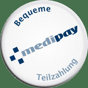medipay button für online antragBeethoven KIinik Köln