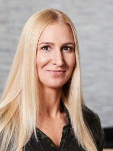 Stations-Krankenschwester Beethoven Privatklinik Köln Stefanie Hirt